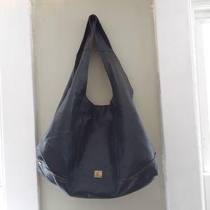 Vintage leather Kooba hobo purse